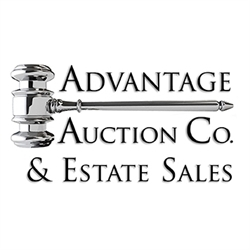Advantage Auction Co. Logo
