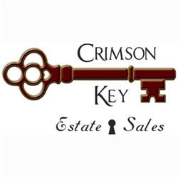 Crimson Key Estate Sales Logo