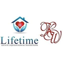 Lifetime Estate Liquidations & Transitions, LLC/Keller Williams Realty Logo