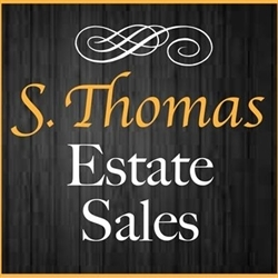 S. Thomas & Associates Estate Sales Logo