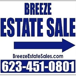 Breeze Estate Sales, LLC Logo