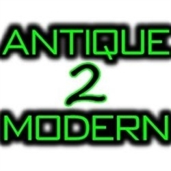 Antique 2 Modern Auction & Estate Services Logo