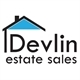 Devlin Estate Sales Logo