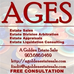 A Golden Estate Sale Since 1998 Logo