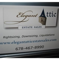 Elegant Attic Estate Sales, LLC Logo