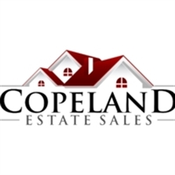 Copeland Estate Sales & Appraisals by Jerry Copeland ISA AM Logo