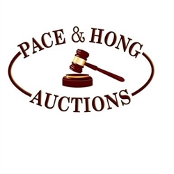 Pace & Hong Auctions Logo