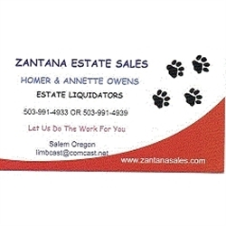 Zantana Estate Sales Logo