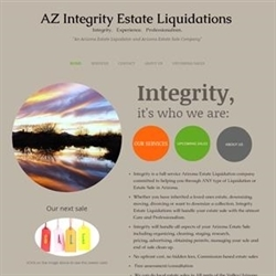 AZ Integrity Estate Liquidations Logo
