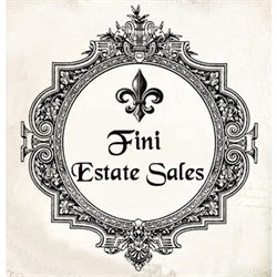 Fini Estate Sales Logo