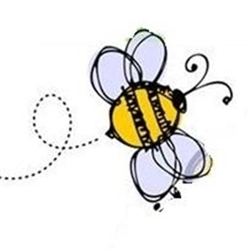 Busy Bee Moving Sales Logo