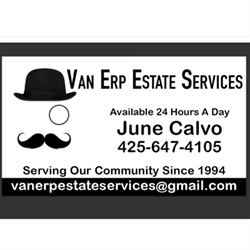 Van Erp Estate Services Logo