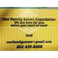 One Family Estate Liquidation
