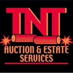 TNT Auction & Estate Services Logo