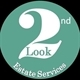 2nd Look Estate Services Logo