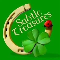Subtle Treasures Logo