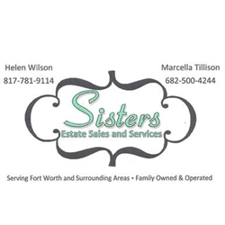 Sisters Estate Sales And Services Logo