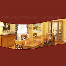 April's Estate Sales Logo