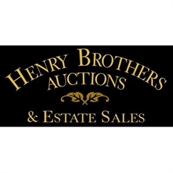 Henry Brothers Estate Sales Logo