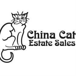 China Cat Estate Sales Logo