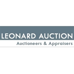 Leonard Auction Inc. Logo