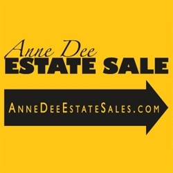 Anne Dee ESTATE SALES Logo