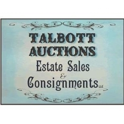 Talbott Auctions Estate Sales & Consignments LLC