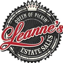 Leanne's Estate Sales Logo