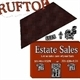 Ruftop Estate Sales Logo