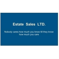 Estate Sales Ltd.