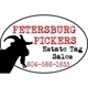Petersburg Pickers Logo
