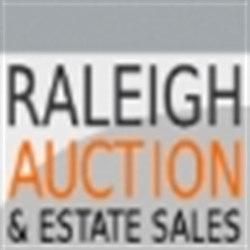 Raleigh Auction & Estate Sales Logo