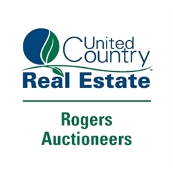 United Country - Rogers Auctioneers, Inc. Logo