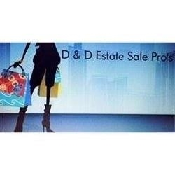 D&D Estate Sale Pros Logo