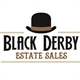 Black Derby Estate Sales LLC Logo