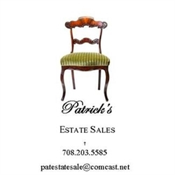 Patrick's Estate Sales Logo