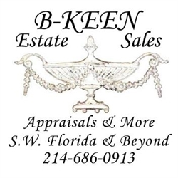 B-Keen Estate Sales Logo