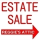 Reggie's Attic & Estate Management Company Logo