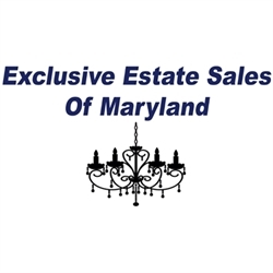 Exclusive Estate Sales Of Maryland Logo