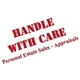 Handle With Care - Personal Estate Sales, LLC Logo