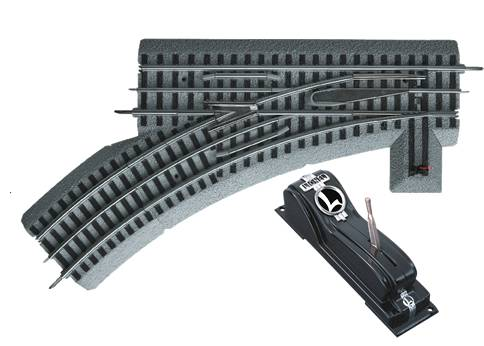 the guide to lionel fastrack trainz o36 remote switch