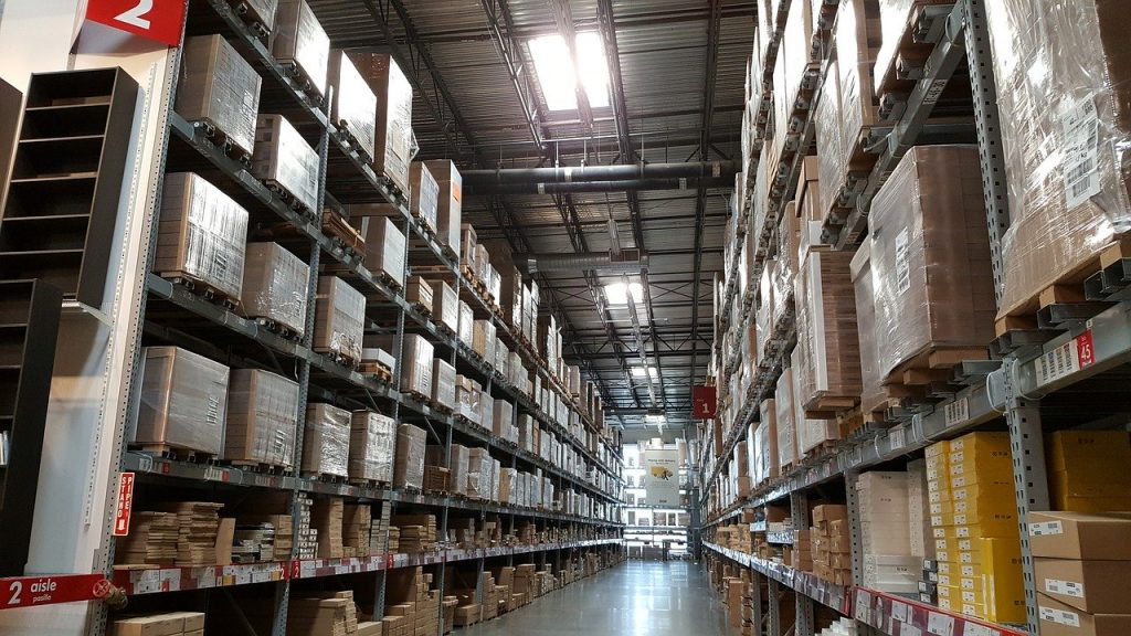 Sams club warehouse