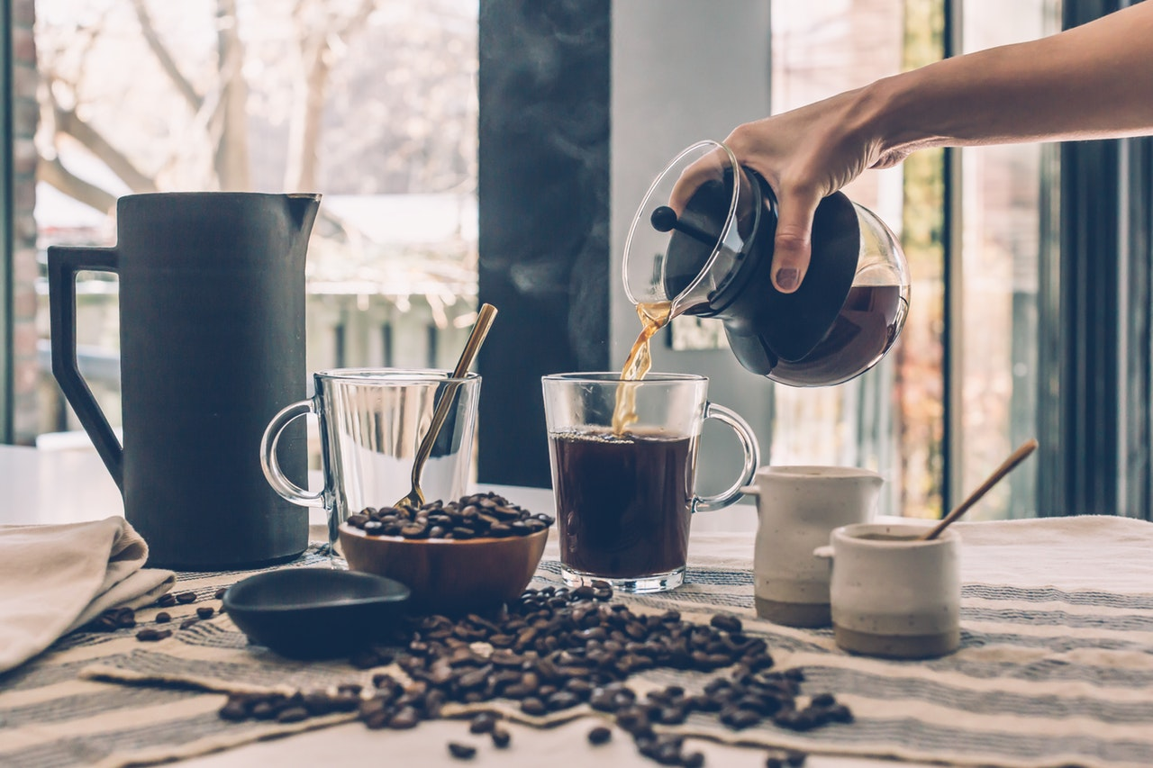 Choosing your method for brewing coffee for international coffee day is just as important in choosing the coffee itself