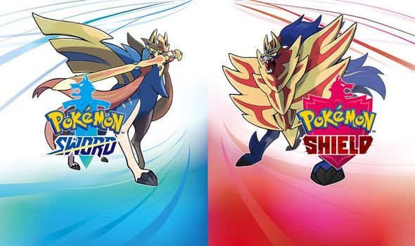 nintendo switch pokemon sword and shield