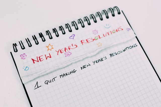 keeping your new years resolutions