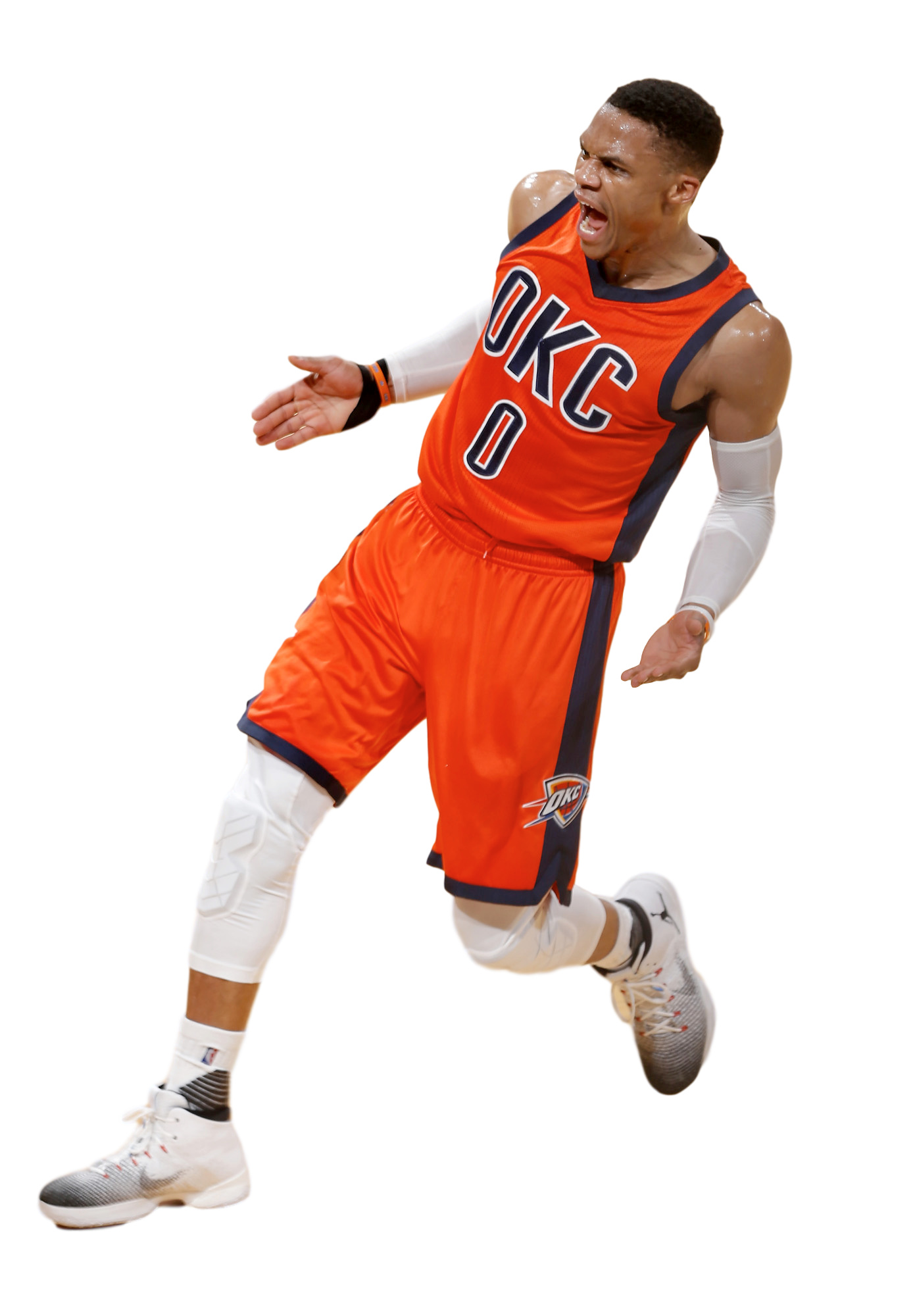 Russell Westbrook White Background | Background Ideas