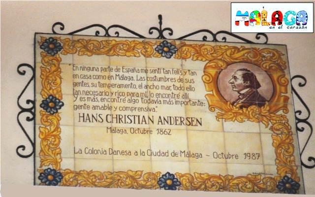 Resultado de imagen de hans christian andersen malaga