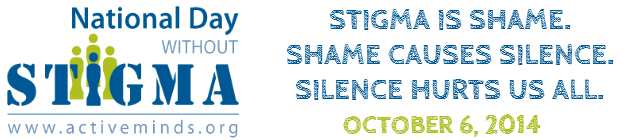 National Day Without Stigma