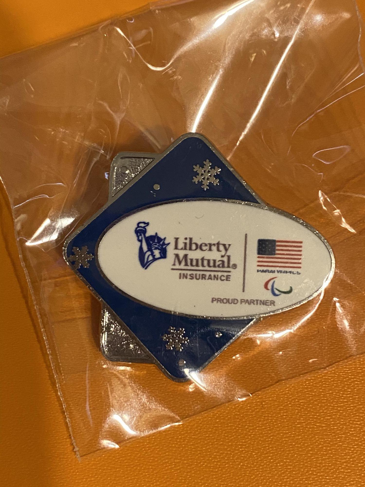 Liberty Mutual Snowflake Sochi 2014
