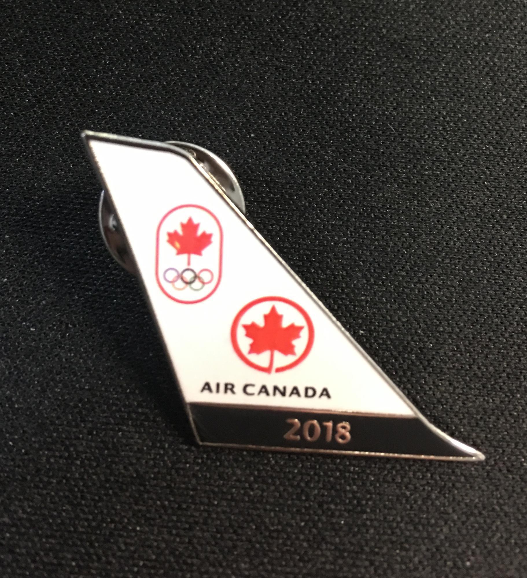 Air Canada Pin 2018 PyeongChang